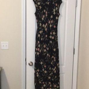 Long dress. Asian inspired